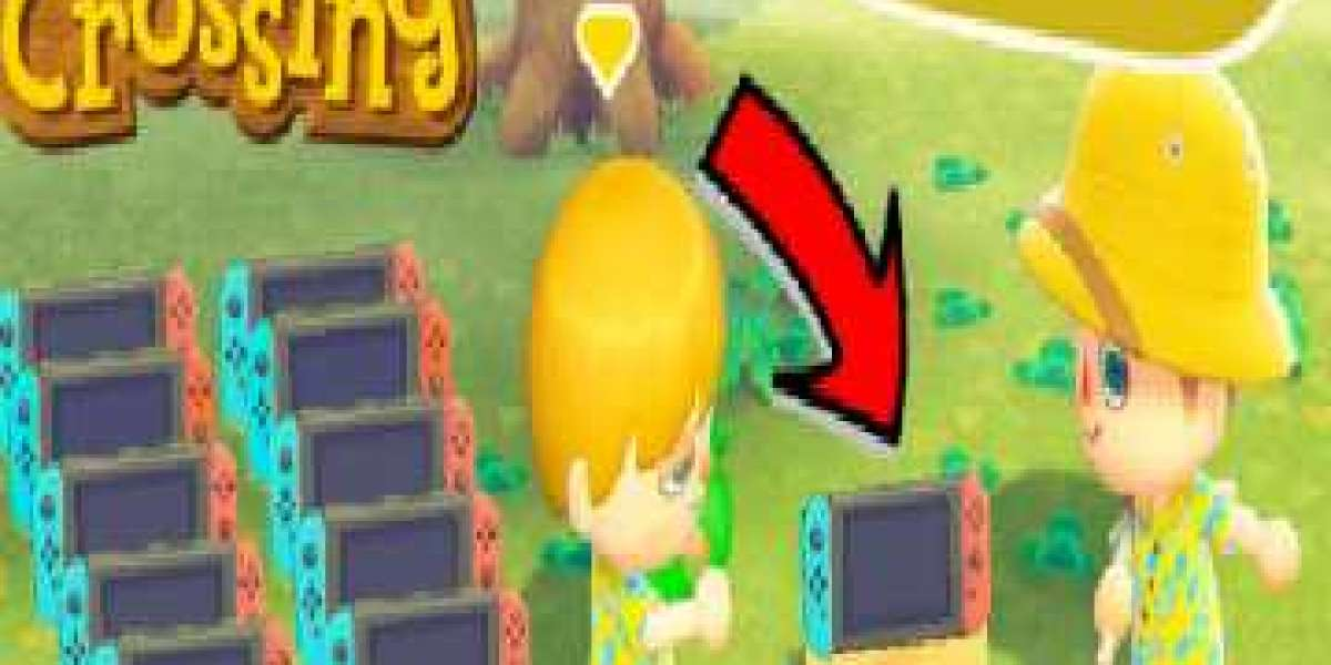 Contribution to the Animal Crossing New Horizons Items