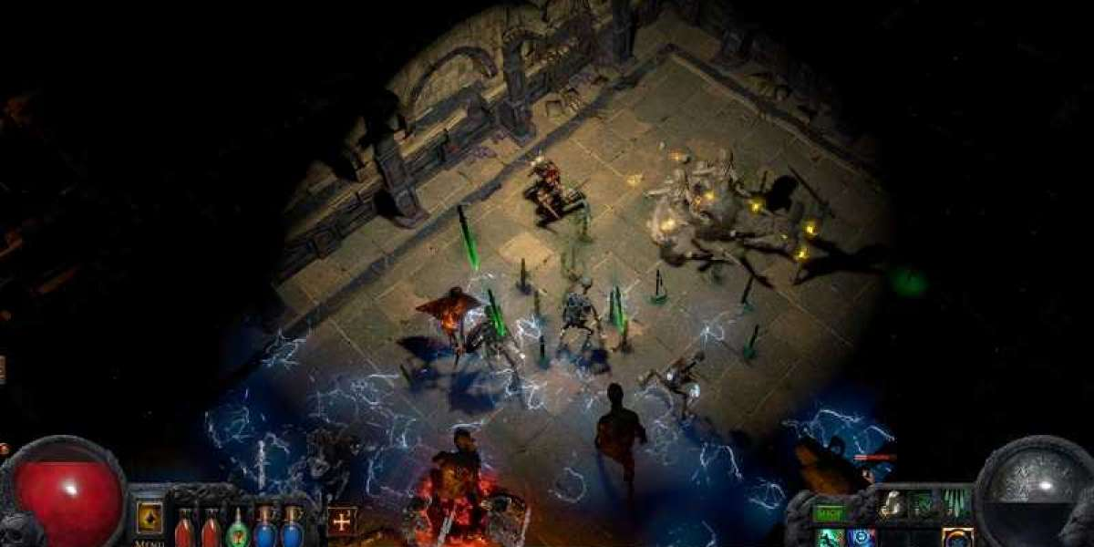 Path of Exile Planned video memory utilization improvements