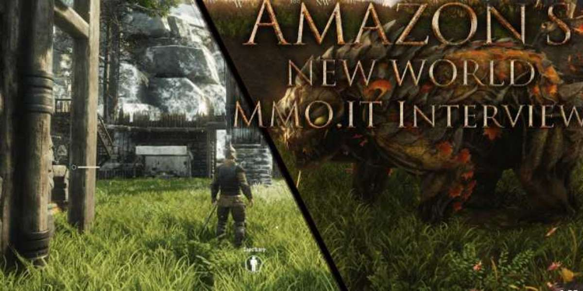 Amazon's New World MMO is popular with players