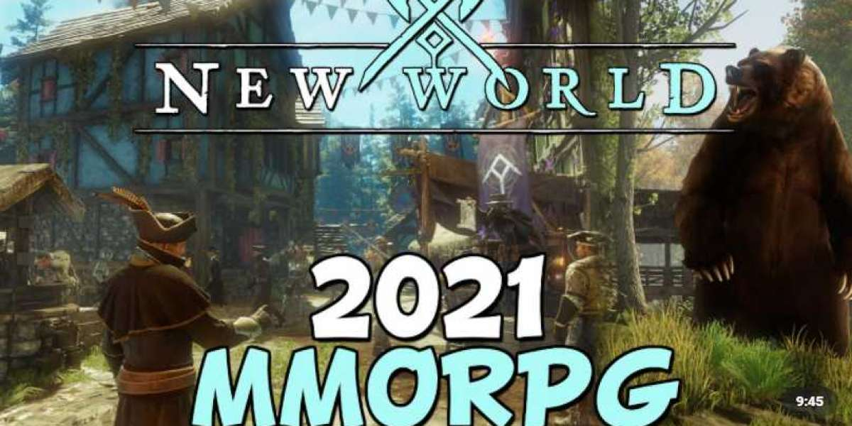 The much-anticipated Amazon game New World MMO is coming soon